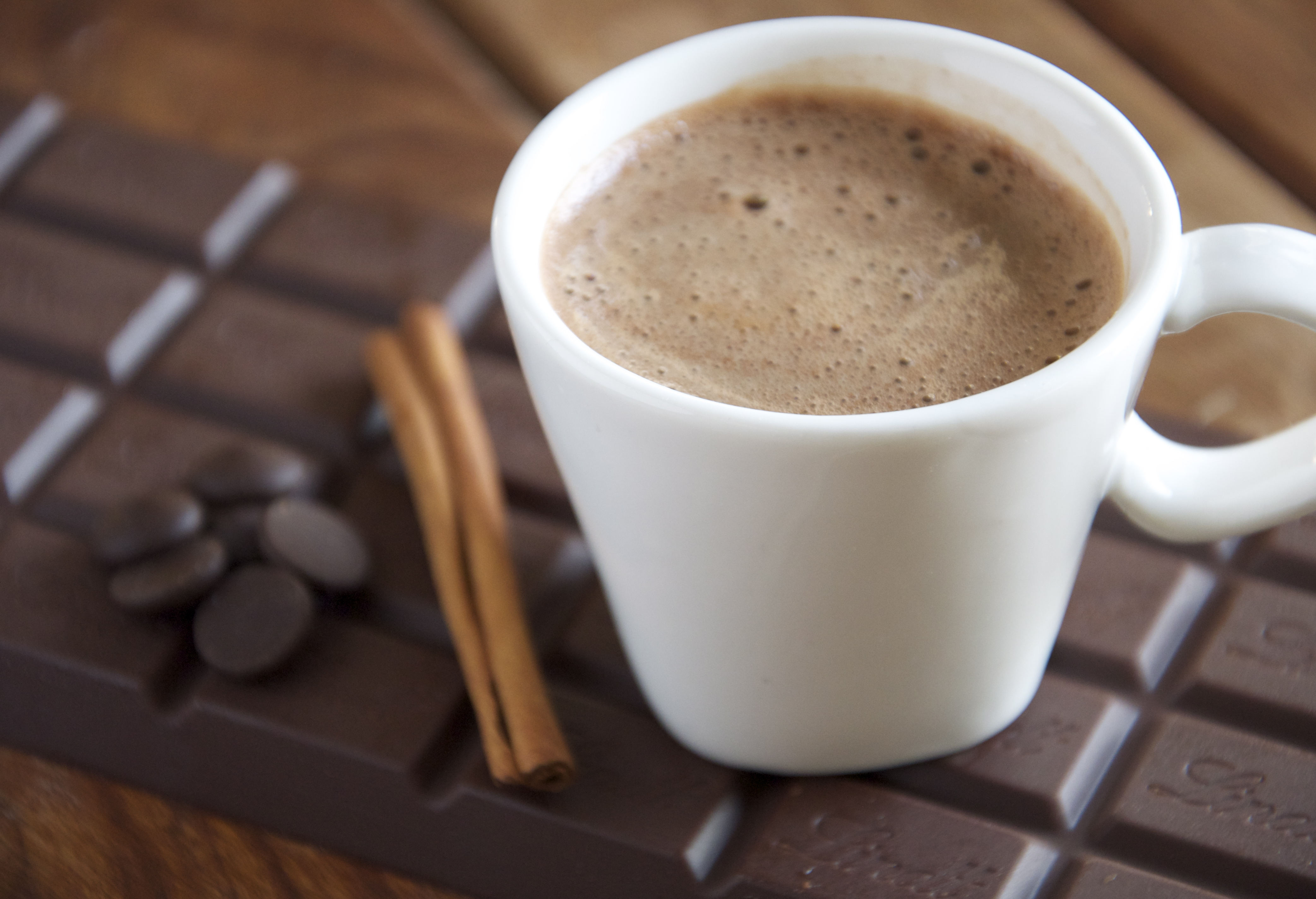 A Real Hot Chocolate Fix | Food and Tools