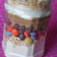 cookies from a jar