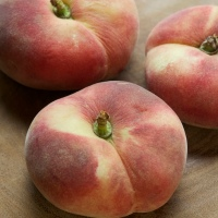doughnut peach conserve