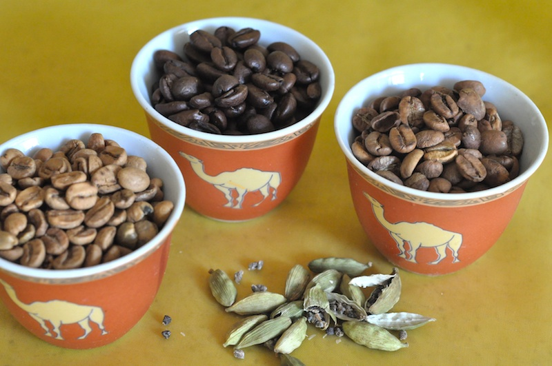 Arabic Coffee Ingredients