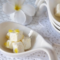 Feta Cheese with Preserved Lemon and Vanilla Infused Olive Oil and A Photography Challenge