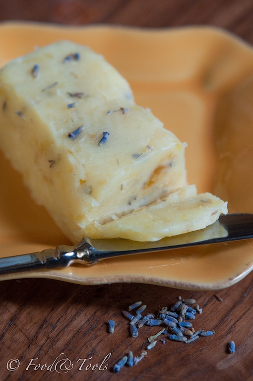 Lavender Honeycomb Butter