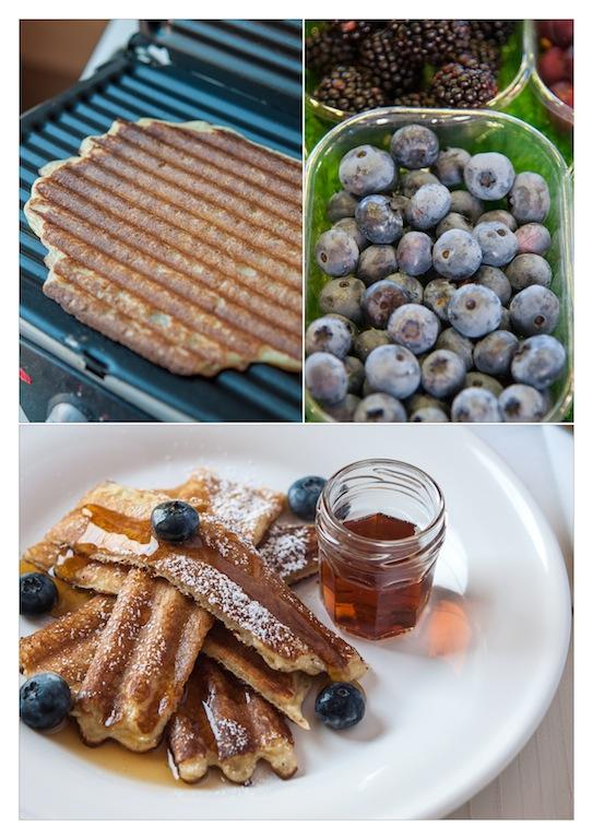 waffle collage 2