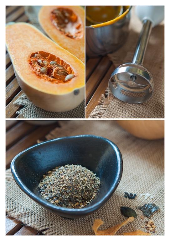 Butternut Squash-Blender