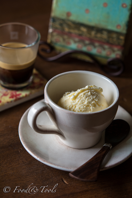 Espresso with Ice Cream