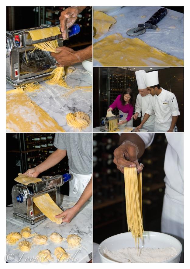 Fresh Pasta-Tagliatelle
