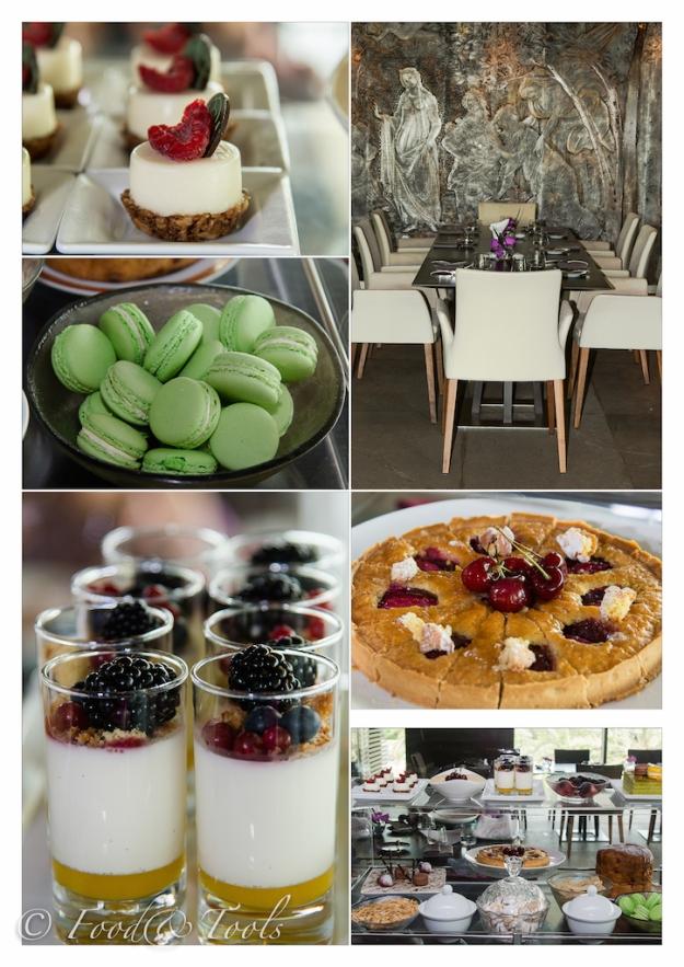 Ritz Carlton Bahrain Primavera Dessert Slection