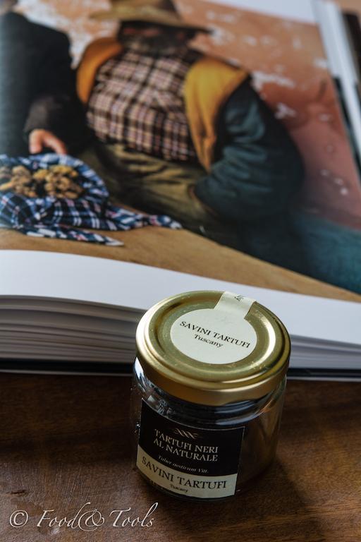 Truffles in a jar