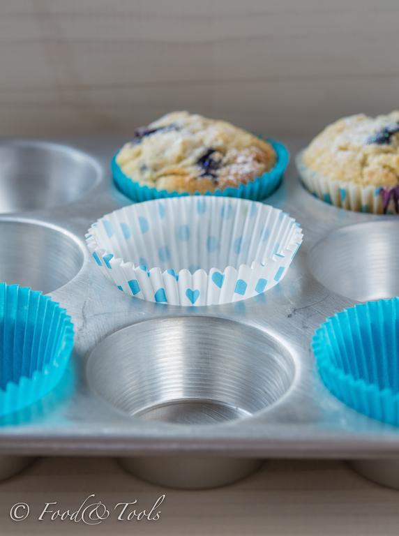 Cupcake Baking Tin-Cupcake Liners-0593