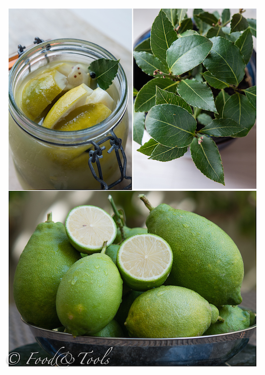Lemons and Bay Leaf Plant-3