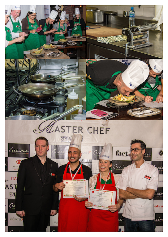 Master Chef Bahrain Photos