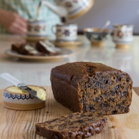 Barmbrack | Irish Tea Bread