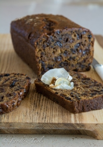 Irish Tea Bread | Barmbrack with a Coin