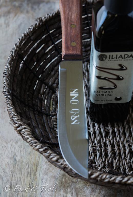 Chopping knife_Basket_Balasmic Vinegar