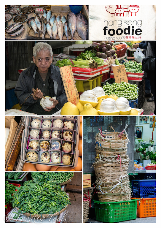 Hong Kong Foodie Tour Markets-8