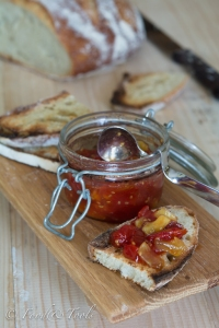 Cherry Tomato and Apple Jam-4927