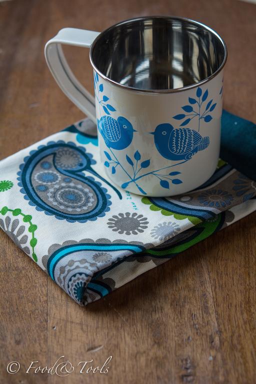 Mug and Tea Towel