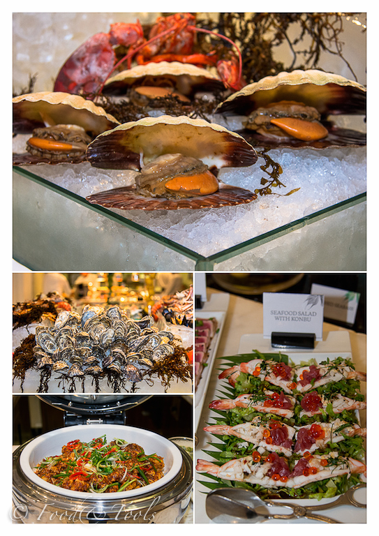 Westin Hotel Seafood Night-8