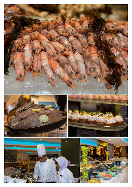 Westin Hotel Seafood Night-9