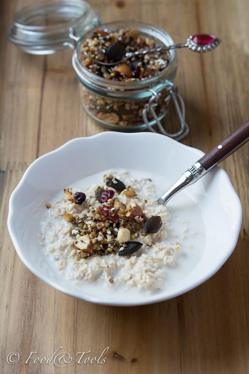 Crunchy Buckwheat Granola-5769