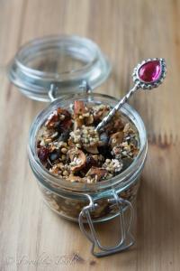 Crunchy Buckwheat Granola-5779