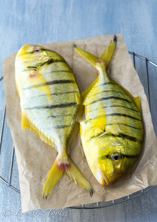 Rabeeb Local Gulf Fish