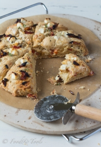 Cheese, Tomato and Thyme Scone-7367