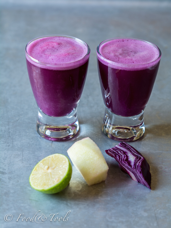 Red Cabbage_Apple_Lime Juice