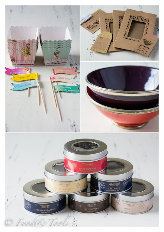 Baking Cases_Gift Bags_Bowl_Tea