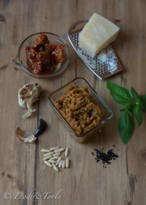 Tomato Pesto with Balck Garlic-3461