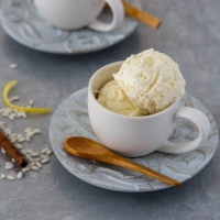 Rice Pudding Ice Cream