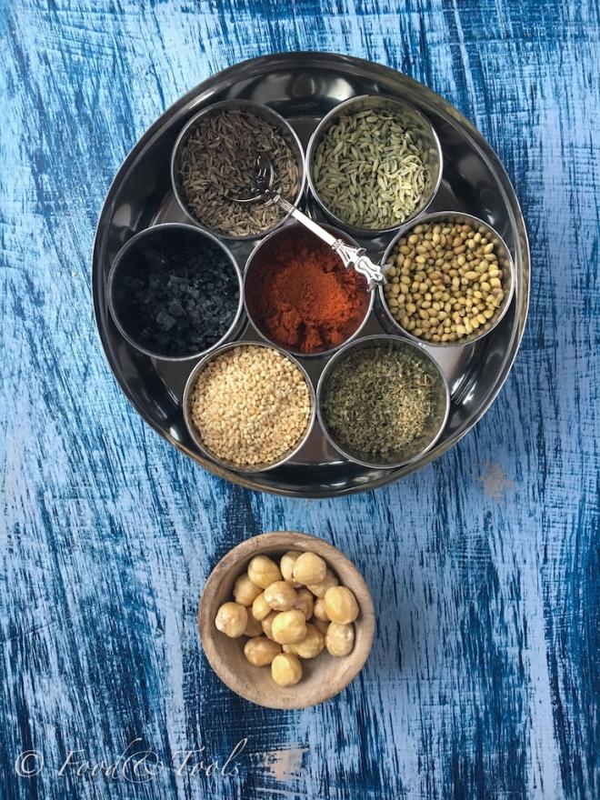 dukkah-ingredients