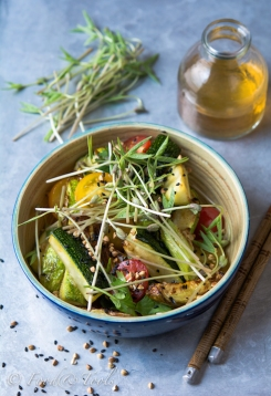 Bean Sprouts with Corugetttes-6616