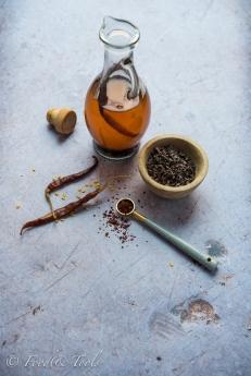 Cocoa Chilli Olive Oil